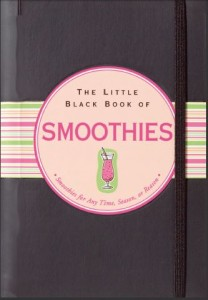 Cover of The Little Black Book of Smoothies