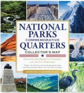 March 4 2014 Giveaway National Park Quarter Cover