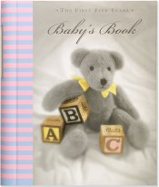 Baby's Book: Teddy Bear