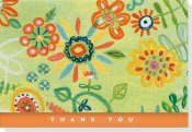 Sunshine Garden Thank You Notes