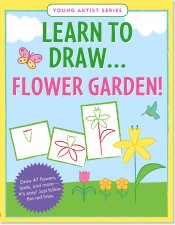 Learn To Draw...Flower Garden!
