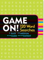 Game On! Word Searches