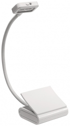 Trio Clip-On Reading Light, White