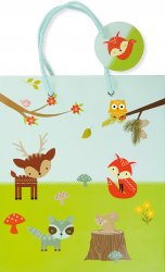Woodland Friends Gift Bag