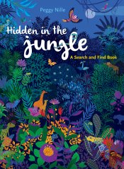 Seek and Find - Hidden in the Jungle