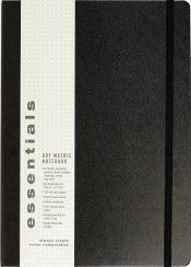 Essentials Dot Matrix Notebook, Extra Large, A4 Size