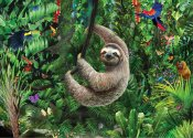 Sloth Jigsaw Puzzle
