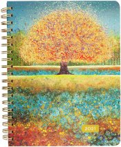 2021 Tree of Dreams Desk Calendar