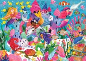 Mermaid Adventure Kids' Floor Puzzle