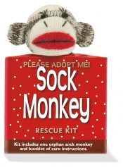 Sock Monkey Rescue Kit