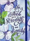 She is Clothed with Strength and Dignity Journal